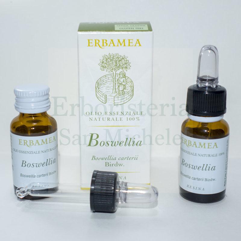 Olio essenziale di incenso o olio essenziale di boswellia